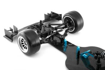 Velox F1 1:10 2018 Kit (incl. ETS legal wings and body)