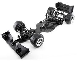 Velox F1 1:10 2018 Kit Black Edition (incl. ETS legal wings and body)