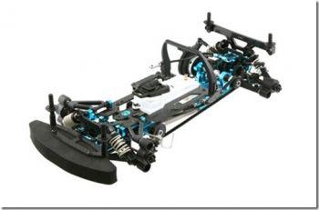 Velox V10 'nineteen' Touring Car Kit - Black Edition