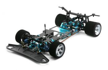 Velox E8 4S 1/8 Elektro Race-Set incl 21T pinion