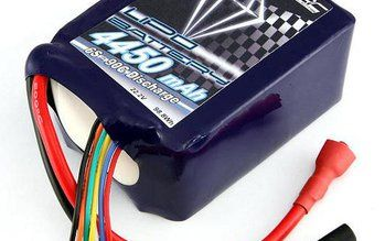 Brilliant RC battery 6S-80C-4450mAh-98.8Wh