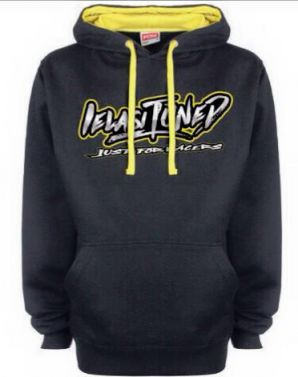 Ielasi Tuned Sweatshirt - Black