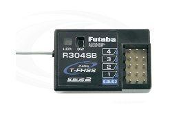 FUTABA R304SB 2,4 GHz T-FHSS
