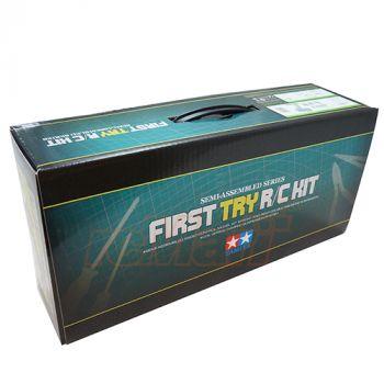Tamiya 1/10 TT02 First Try On-road Kit