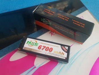 NXE 2S1P LiHV 7.6V HC 6700Ah