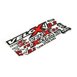 Decals Velox V8.2