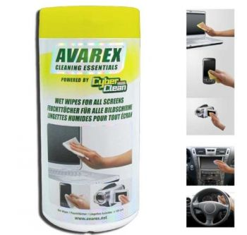 AVAREX 100 Wet wipes