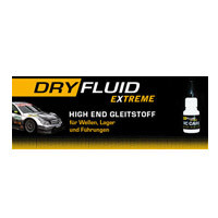 We carry the Dryfluid brand!