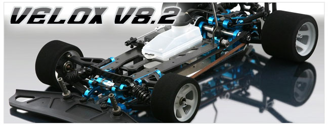 The all new Velox V8.2 from Team Shepherd!!