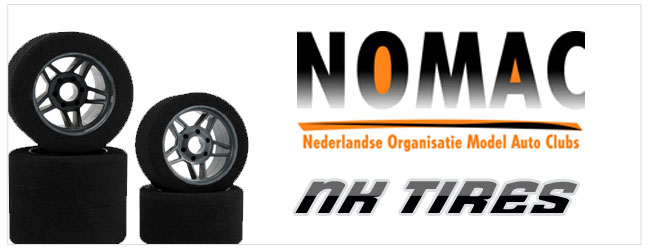 Tires for the Dutch championship 1:8 & 1:10 can you order at World-RC.shop!