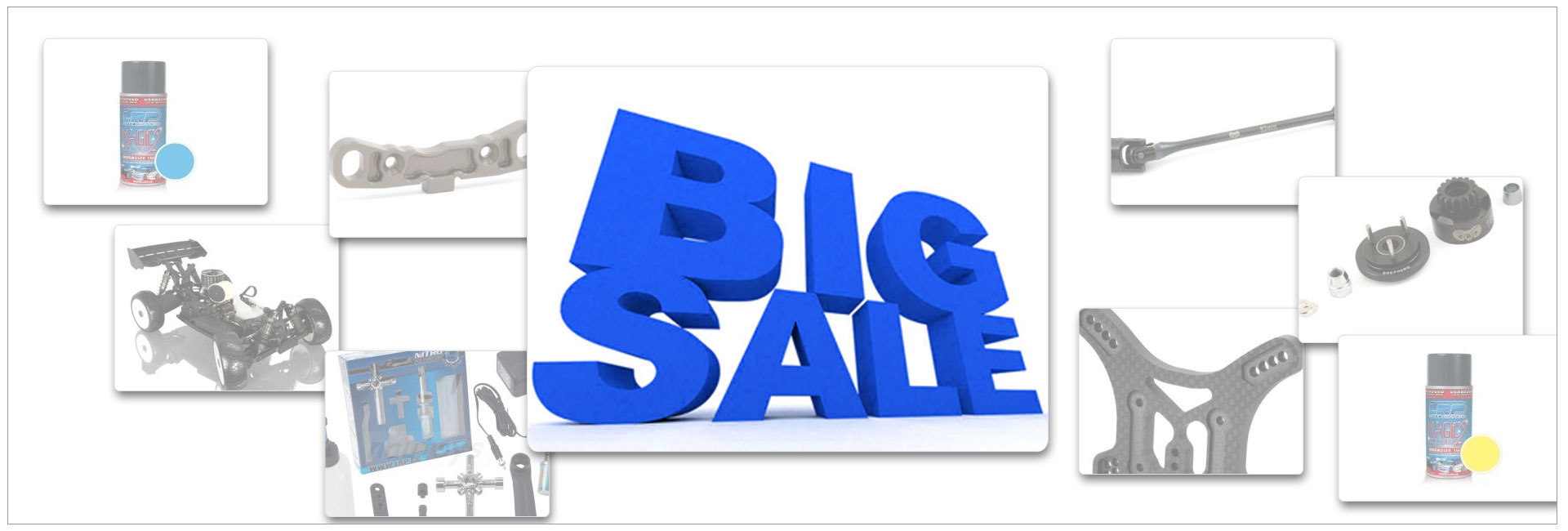 Big sale at World-RC.shop!